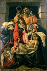 Lamentation over the Dead Christ, c. 1490–92