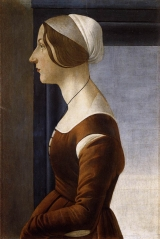 Portrait of a Young Woman, 1475