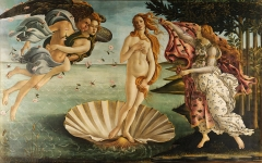 The Birth of Venus, 1486.