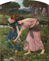 Gather Ye Rosebuds While Ye May 1909