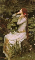 John William Waterhouse Painting 1894