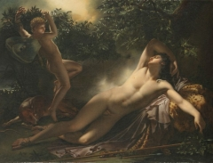 The Sleep of Endymion (Le Sommeil d'Endymion or Effet de lune), 1791