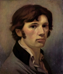 Self Portrait by Phillipp Otto Runge