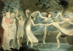 Oberon, Titania and Puck with Fairies Dancing (1786)