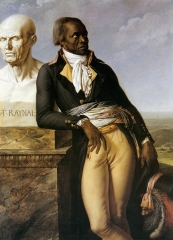 Portrait of Jean-Baptiste Belley, Deputy for Saint-Domingue, 1797