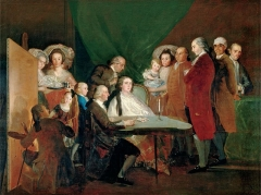 The Family of the Infante Don Luis, 1784