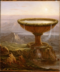 The Titan's Goblet (1833).
