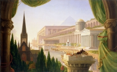The Architect's Dream (1840)
