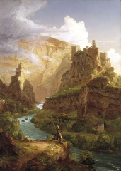 The Fountain of Vaucluse (1841)