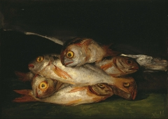 Still Life with Golden Bream, Museum of Fine Arts, 1808-1812
