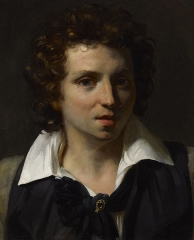 Portrait of a young man 1818