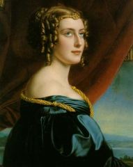 Lady Jane Elizabeth Digby, daughter of Admiral Henry Digby of Trafalgar