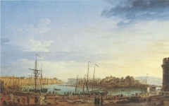 View of Dieppe