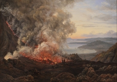 Eruption of Vesuvius, 1826