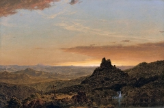 Cross in the Wilderness, 1857
