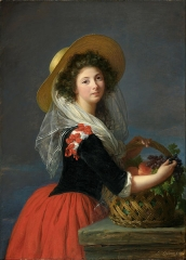Portrait of the Duchesse de Caderousse , 1784