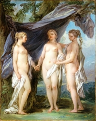 The Three Graces, 1763