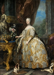 Marie Leczinska Queen of France (1703-1768)