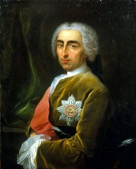 Portrait of William 1st Viscount Bateman