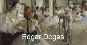 Edgar Degas oil productions for sale