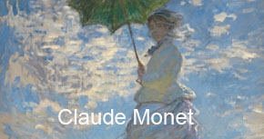 Claude Monet oil painting reproductions