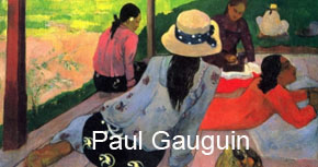 Paul Gauguin oil painting reproductions