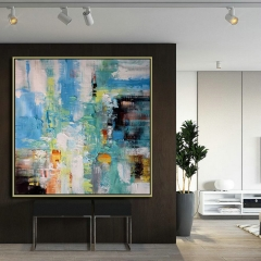 Large canvas art, Paintings on canvas art, Contemporary Art, Canvas art, Abstract Painting, Extra Large wall art