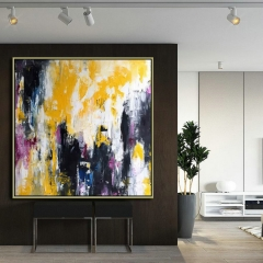 Large canvas art, Contemporary Art, Canvas art, Abstract Painting, Extra Large wall art, Paintings on canvas art
