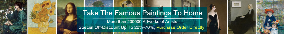 Offer oil painting in special price